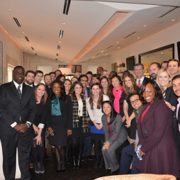 """2014 Leadership Class with Dallas Mayor Mike Rawlings • <a style=""""font-size:0.8em;"""" href=""""http://www.flickr.com/photos/128417200@N03/16147662300/"""" target=""""_blank"""">View on Flickr</a>"""